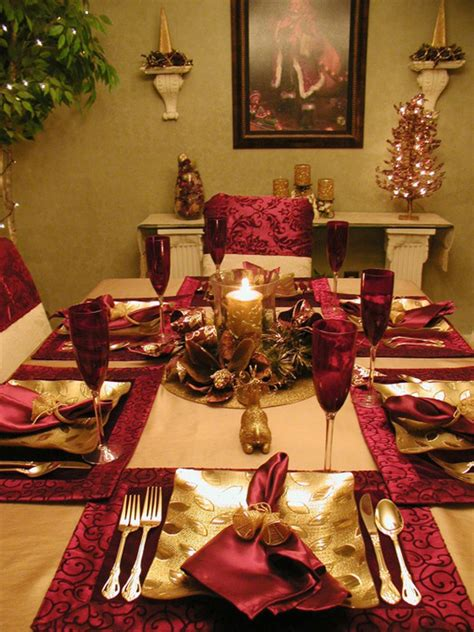 christmas decoration restaurant ideas holliday decorations 25 popular christmas table decorations on pinterest all