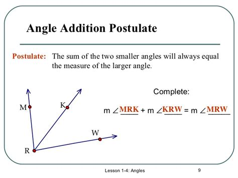 angles ppt