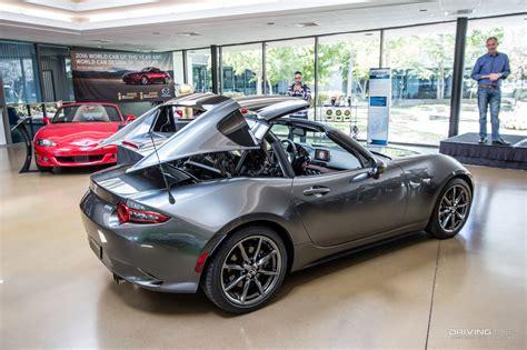Mx 5 Miata Rf by 3 Design Questions About The 2017 Mazda Mx 5 Miata Rf