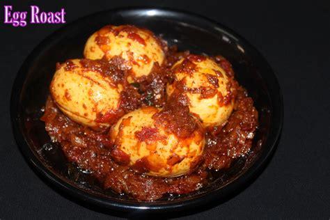 egg roast spicy kerala egg roast mutta roast