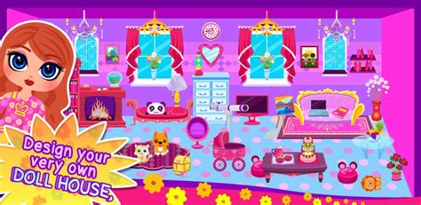 family doll house games amazon com my own family doll house game appstore for android