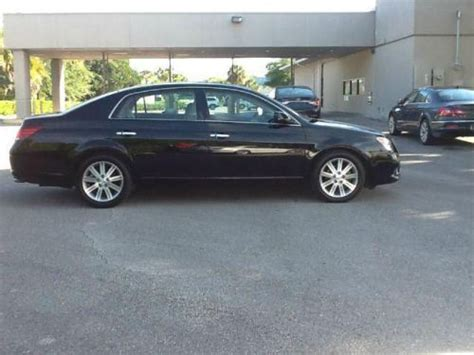 2010 Toyota Avalon Limited Find Used 2010 Toyota Avalon Limited In 3850 S Orlando Dr