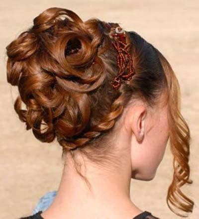 Wedding Hair Up Styles 2014 by Beautiful Updo Hairstyles 2014 15 For Brides Womenstyle Pk