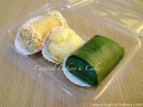 Sus Martabak Lapis Singkong Paket 1 paket box 5 capital bakery
