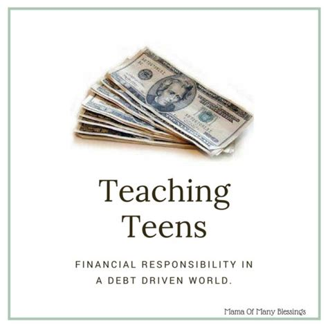 8 Tips On Teaching Your Financial Responsibility by 509 Best Of Many Blessings Posts Images On