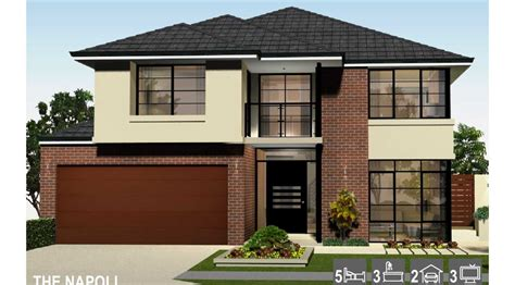 custom design two storey home perth luxury storey