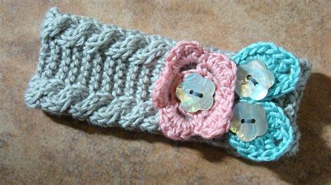 crochet headbands for your crochet and knit knit baby headband pattern crochet and knit