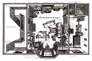 221b baker floor plan 221b baker street