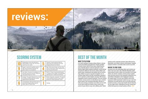 game design articles hannah konetzki game informer magazine design