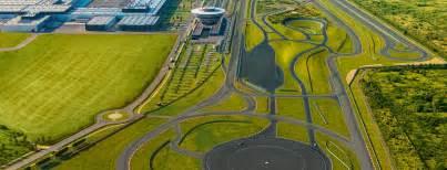 Porsche Test Track Porsche Dynamic Circuit Porsche Leipzig Gmbh