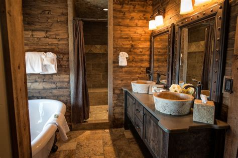 cabin bathroom designs rustic cabin interiors fancy interior design ideas