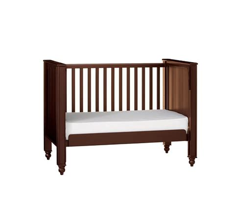 Pottery Barn Drop Side Crib by Pottery Barn Crib All About Pottery Collection