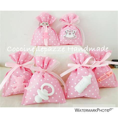 porta bomboniere nascita sacchetti porta confetti bomboniere sacchetto per annuncio