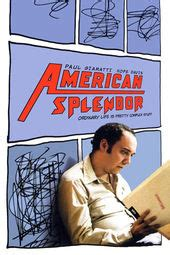 american splendor (2003) — art of the title