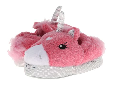 unicorn slippers stride rite lighted unicorn slipper infant toddler youth