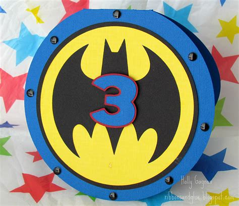 Batman Birthday Card Batman Birthday Card