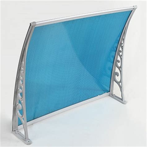 plastic awning panels china canopy pc awning polycarbonate plastic black