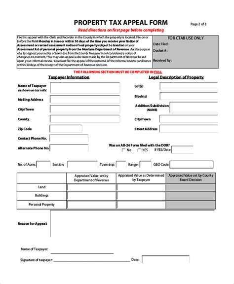 Thurston County Property Tax Records Sle Tax Assessment 47 Assessment Form Exles Free Premium Templates Income