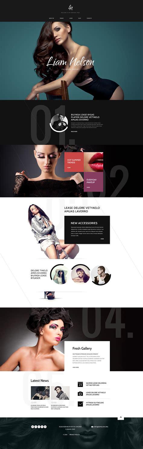Drupal Themes Clothing | fashion drupal theme