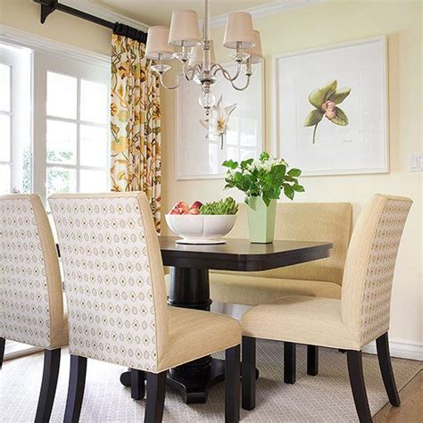 Breakfast Nook Chandelier Breakfast Nook Ideas The Chandelier Fabric Shades And Nooks