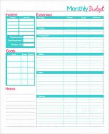 17 best ideas about budget planner template on pinterest