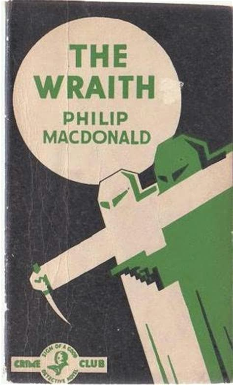 the wraith anthony gethryn by philip macdonald