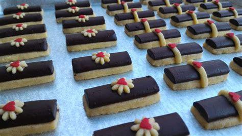 chocolate stick cookies youtube