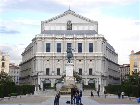 imagenes teatro real madrid plaza de oriente y teatro real apartamentos madrid por