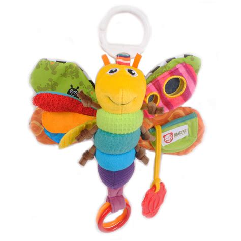 Butterfly Baby Toy Infant Mobile In The Crib Musical Crib Toys For Babies