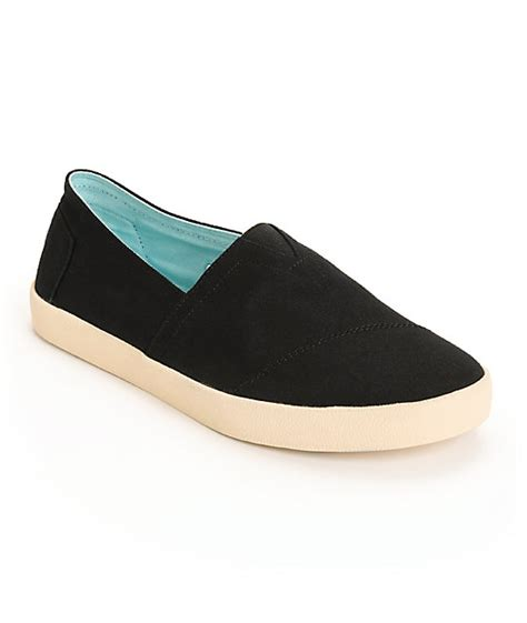 toms avalon slip on shoes at zumiez pdp