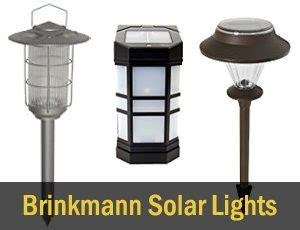 Top 5 Brinkmann Solar Lights You Should Try In 2018 Brinkmann Solar Lights