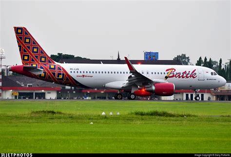batik air adisucipto pk lus airbus a320 214 batik air jetphotos