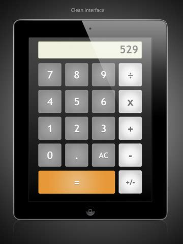calculator on ipad image gallery ipad calculator app