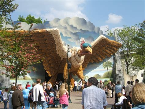 theme park amsterdam efteling largest theme park in the netherlands