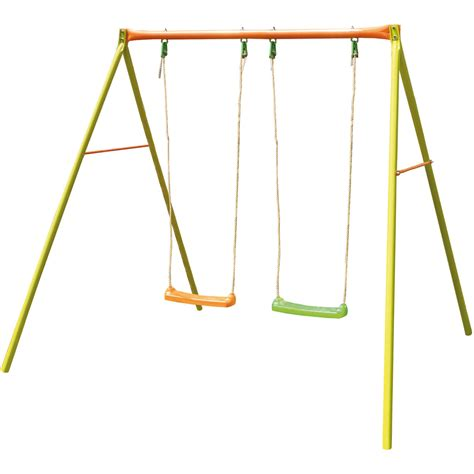 swing set seat garden swing set outdoor kids single swing childrens