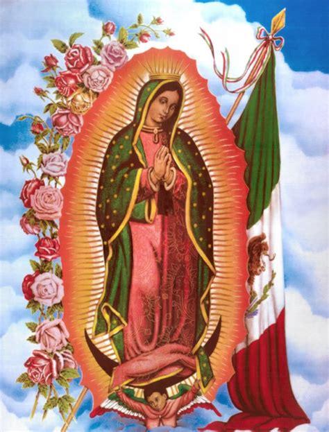 imagen de la virgen de guadalupe que esta en la basilica el sincretismo de la virgen de guadalupe komoni chemisax com