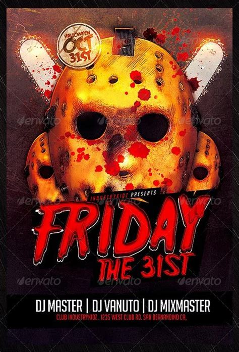 template photoshop halloween top 30 great halloween party flyer templates download
