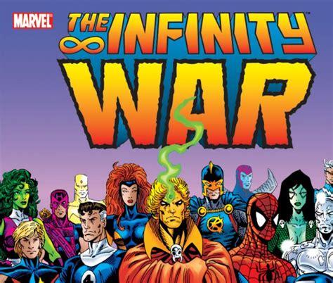 Comic Books In Wars X infinity war trade paperback comic books comics marvel