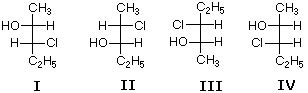 organic problems R 2 Chlorobutane Fischer Projection