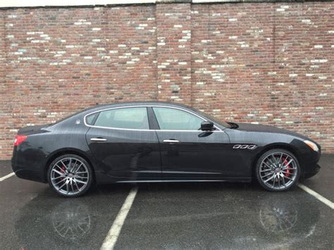 Maserati Quattroporte Horsepower by Review 2015 Maserati Quattroporte Ny Daily News
