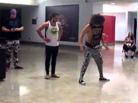 Tutorial Dance Lmfao | shuffling tutorial by lmfao youtube