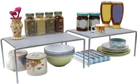 kitchen countertop shelf kitchen tips for an organized 2015 season