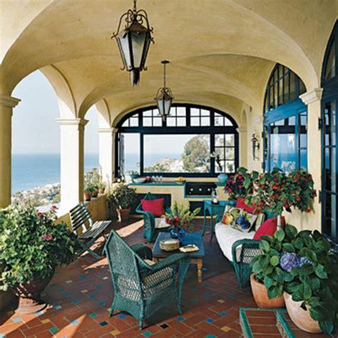 Kronleuchter Terrasse by 30 Beispiele F 252 R Coole Mediterrane M 246 Bel