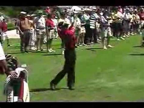 charles howell swing charles howell iii three quarter swing youtube