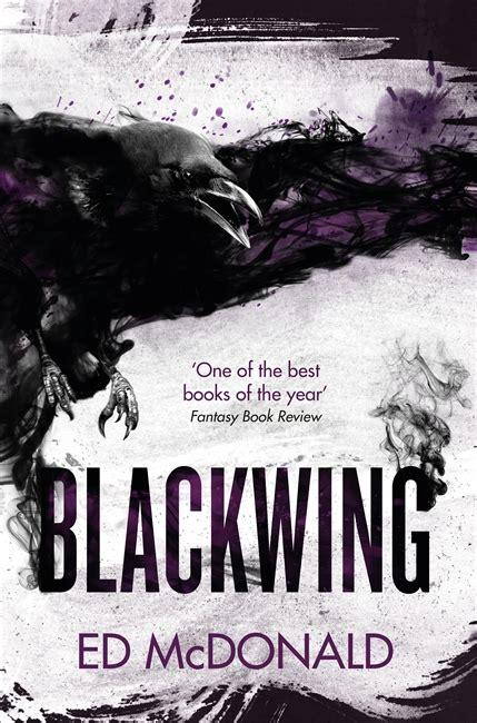 libro blackwing the ravens mark gollancz blog