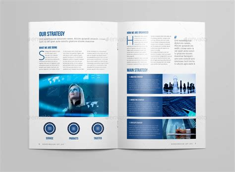 business brochure template by habageud graphicriver