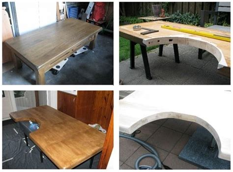 building a jewelers bench build a jewelers workbench from an old coffee table it s