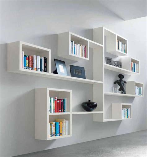 wall shelf decorating ideas fresh wall bookcase design ideas 7479