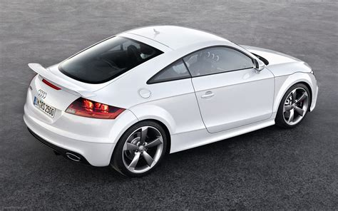 Audi Rs 2010 by 2010 Audi Tt Rs Coupe Widescreen Car Image 22 Of