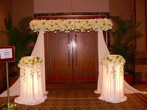 entrance decoration wedding entrance decorations for weddings in sri lanka